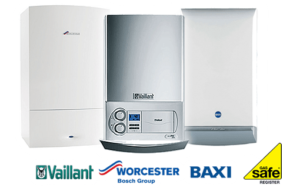 Gas boiler replacement in Bow, London