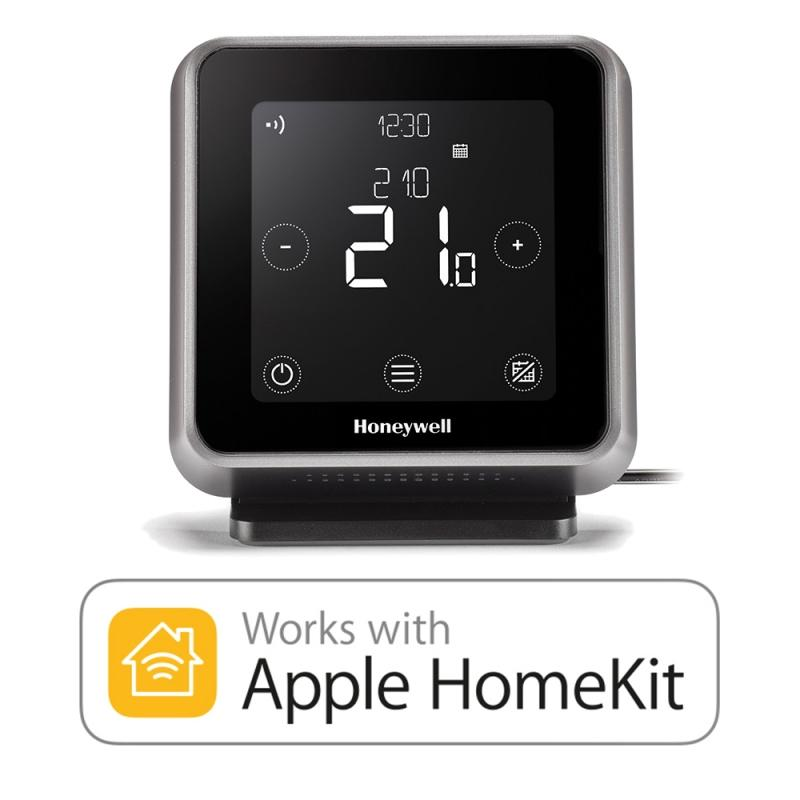 Works with apple home kit