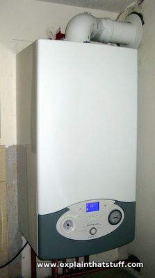 Boiler Installation Stepney, London