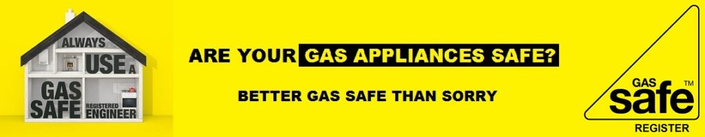 Gas-Safety Inspection Banner